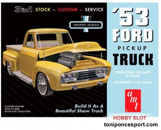 AMT Ford Pickup 1953