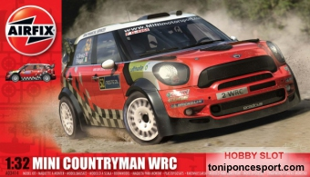 MINI Countryman WRC Kit