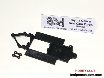 Chasis 3D Lineal Toyota Celica Twin-cam Turbo Kit