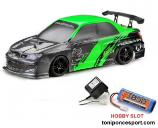 "EP Touring Car ""ATC 2.4"" 4WD RTR"