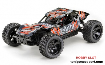 "Buggy EP Sand ""ASB1BL"" 4WD Brushless RTR Wate"