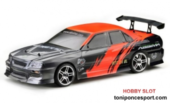 "EP Touring Car ""ATC 2.4"" 4WD Brushless RTR"