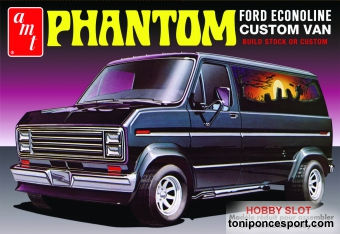 AMT Ford Custom Van Phantom