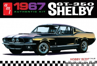 AMT Shelby GT350 1967
