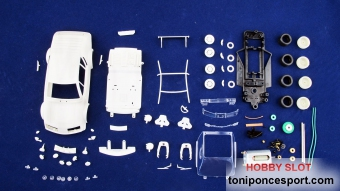 Alpine A310 Kit NEW Chasis