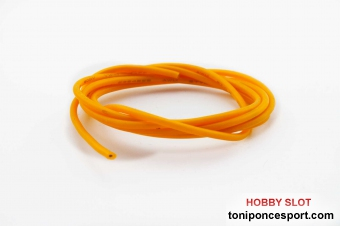 Cable Orange wire 28AWG - 50cm