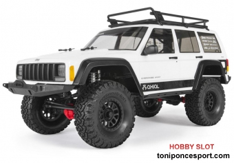 Jeep Cherokee 4WD Kit Rock Crawler Axial SCX10 II