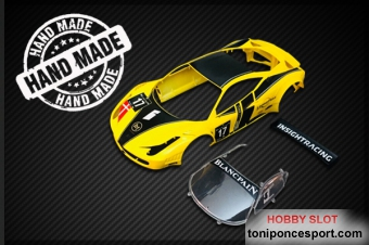 GT3 Italia Body Kit YELLOW-INSIGHT #17