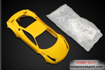 GT3 Italia Body Kit YELLOW