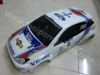 Carroceria Ford Focus WRC