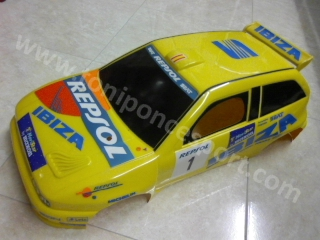 Carroceria Seat Ibiza Kit-Car