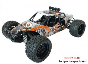 Buggy GhostFighter RTR Brushed 4WD