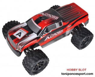 Monster Truck Fighter 3 2WD RTR