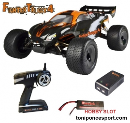 Fighter Truggy 4 Brushless RTR