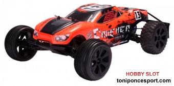 Coche RC Truggy 4 CRUSHER DF Models RTR