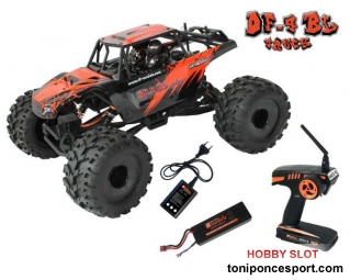 Desert Truck DF Models 1/8 Brushless RTR