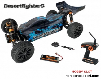 Buggy Desert Fighter 5 - 4WD