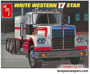 Camion White Western Star AMT