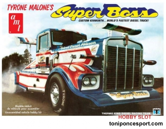 Camion Tyrone Malone SuperBoss AMT