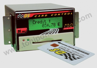 DS-Card Control Reader con LCD
