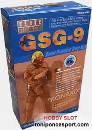 "BBI Blue Box Elite Force 1/6 scale 12"" Action Figure GSG-9 Konrad 34220BBI Blue Box Elite Force 1/6 scale 12"" Action Figure GSG-9 Konrad"