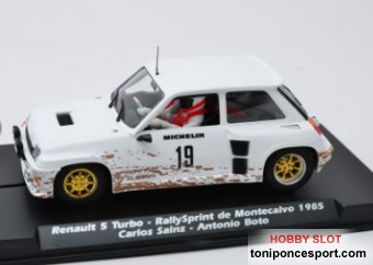 "Renault R5 Turbo 'Rally Sprint de Montecalvo 1985 #19 ""Sainz - Boto"""
