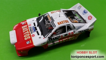 CarroceriaLancia 037 Rallye Des Garrigues 1985 Patrick Snijers - Eric Symens - Limited Edition