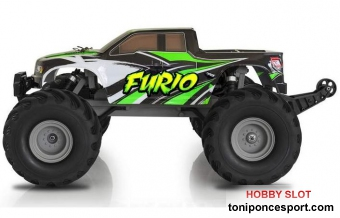 Monster truck FURIO 1/10th 2WD RTR