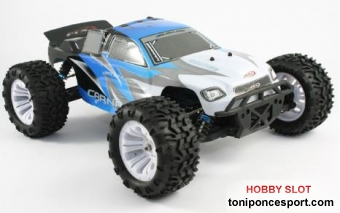 Monster Truck Carnage Brushed 4WD RTR Truck Waterproof