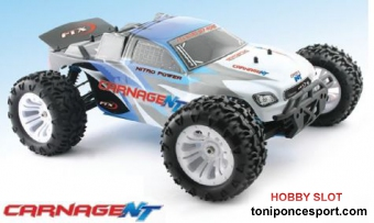 Monster Truc Carnage RTR Nitro