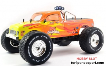 FTX Mighty Thunder 4WD Monster truck