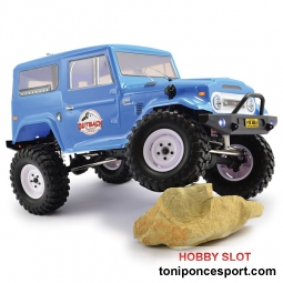 Outback RTR Crawler 1/10 4x4 Trail Completo Tundra 2