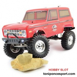 Outback RTR Crawler 1/10 4X4 Trail Completo Treka