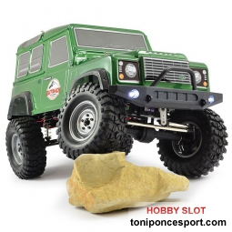 Outoback 2 Crawler With Ranger Bodyshell FTX
