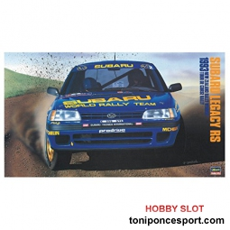 Subaru Legacy RS 1993 New Zealand Rally Limited Edition