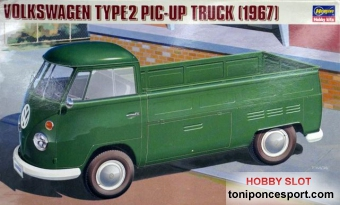 "Volkswagen Type 2 Pic-Up Truck ""1967"""