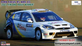 Ford Focus RS WRC 03 1/24 CR-34