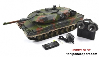 Tanque Leopard 2A5