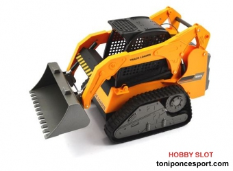 Cargadora Mini Bobcat RC