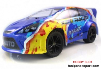 Coche Rally Car RTR 4WD