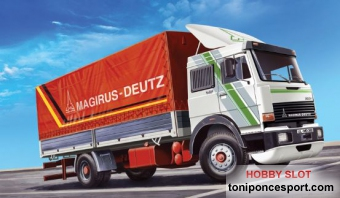 Camion MAGIRUS DEUTZ 360M19 CANVAS