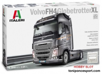 Camion Volvo FH4 Globetrotter XL