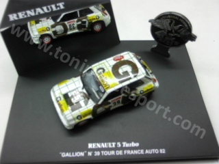 "Renault 5 Turbo ""Tour de Corse 82 Galliot"""