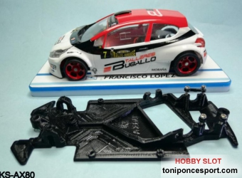 Chasis Angular RACE SOFT Compatible Peugeot 208 SC