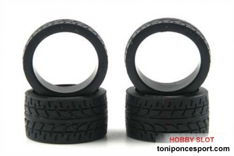 Neumaticos Mini-Z 30 Medios Racing Radial (x4)