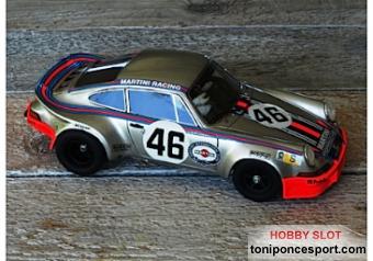 LE MANS MINIATURES · Porsche 911 Carrera RSR #46 24H
