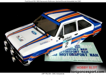 Carrocer�a dec. Ford Escort RS 1800 Rothmans c/accesorios