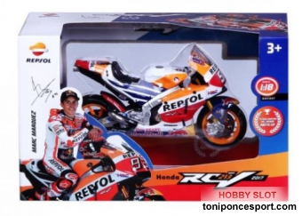 Honda RC213V Team Honda Repsol N�93 Moto GP Marc Marquez Season 2017 World Champion