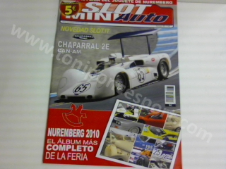 Portada Chaparral 2E Can-Am Slot.it