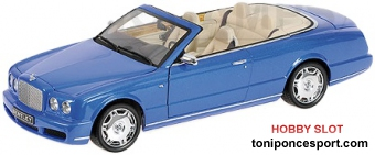Bentley Azure 06 - Azul Metalizado